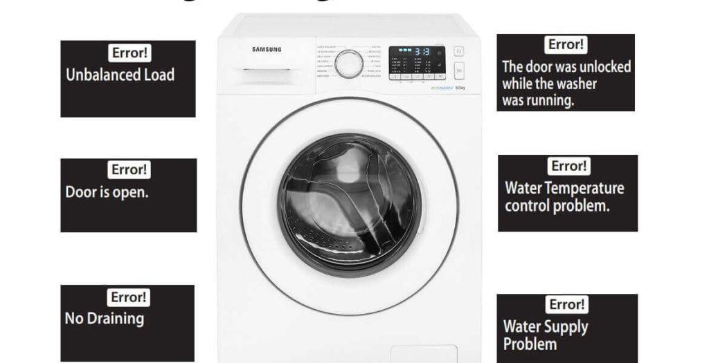 Samsung Dishwasher Flashing LC Code WATER LEAK ERROR
