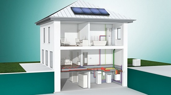 Vaillant Geothermal Heat Pump