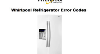 GE Washing Machine Error Codes-Troubleshooting,Problems,Manuals