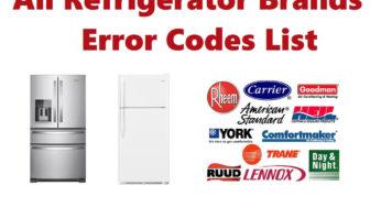 Find Error Code