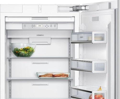 Siemens Refrigerator CI..R.. Series Error Codes