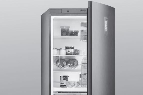 Siemens Refrigerator Free-Standing Appliance Error Codes