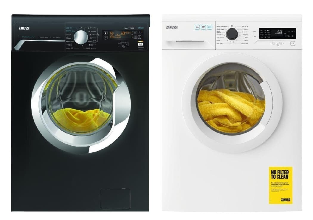 Zanussi Washing Machine Troubleshooting