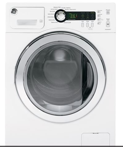 GE 24 inch Front Load Washer Error Codes
