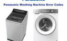 AEG Washing Machine Error Codes-Troubleshooting,Problems,Manuals