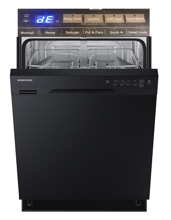 Samsung Dishwasher Troubleshooting