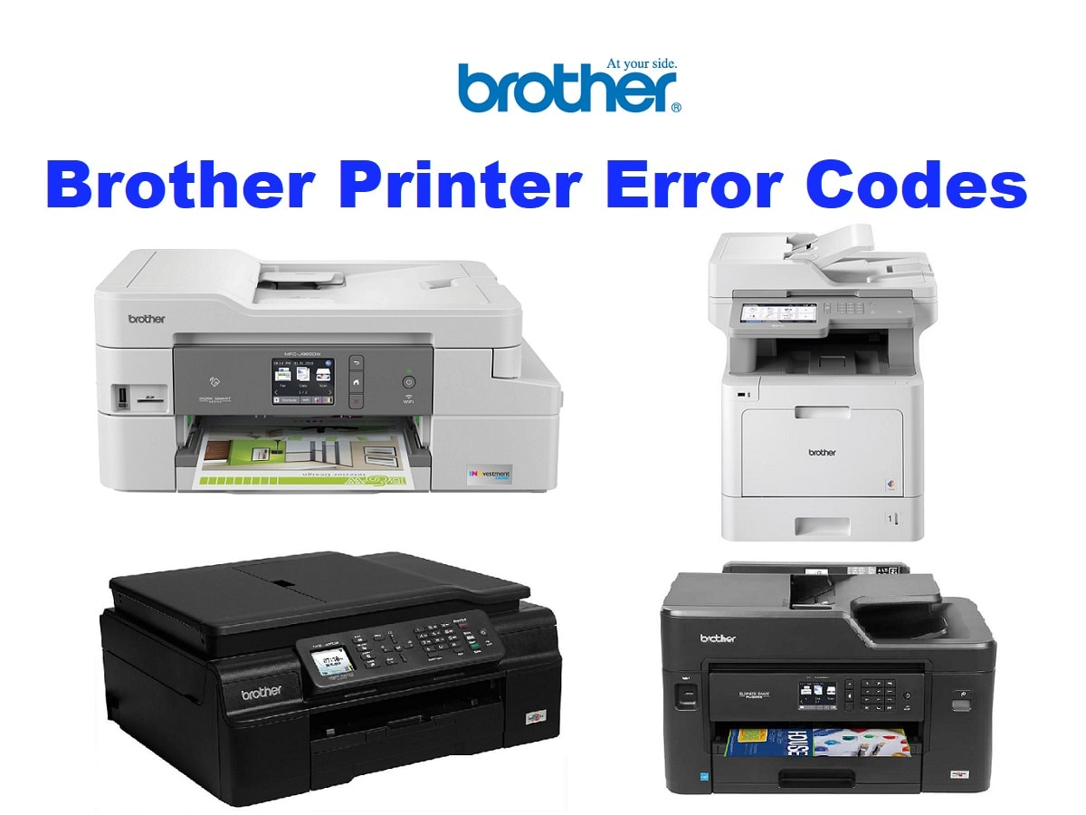 Brother Printer Error Codes
