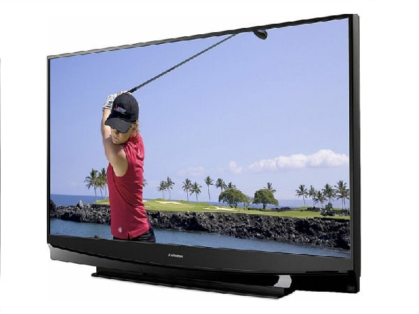 Mitsubishi Home Theater DLP HDTV Models 638 Series - LED Color and TV Condition