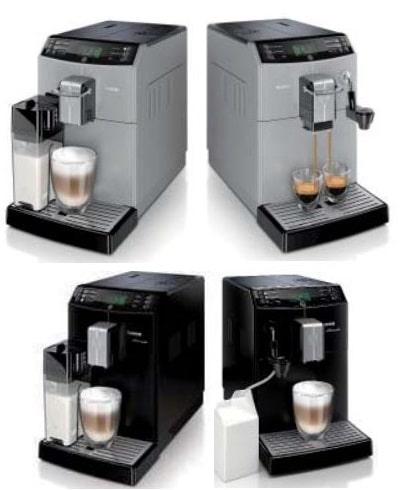 Philips Saeco Minuto Super-Automatic Espresso Machine Error Codes