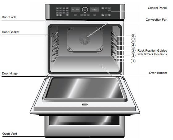 Siemens Oven Parts and Accessories