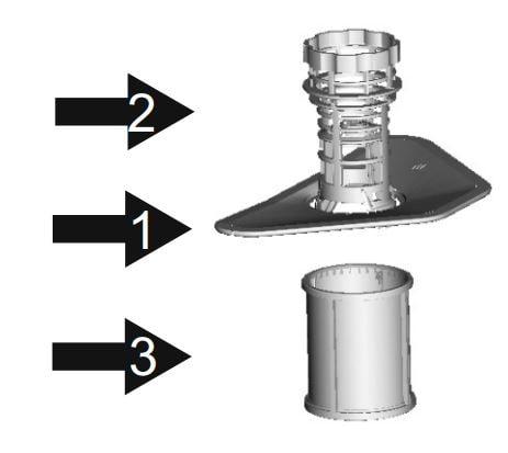 Hoover Dishwasher Filtering System